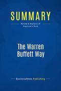 Summary : The Warren Buffett Way - Robert G. Hagstrom