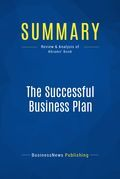 Summary : The Successful Business Plan - Rhonda M. Abrams