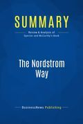 Summary : The Nordstrom Way - Robert Spector & Patrick Mccarthy