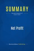 Summary : Net Profit - Peter S. Cohan