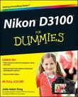 Nikon D3100 for Dummies