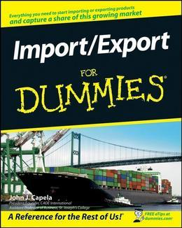 Import / Export For Dummies<sup>®</sup>