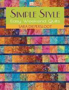 Simple Style: Easy Weekend Quilts