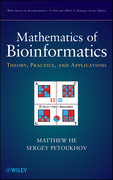 Mathematics of Bioinformatics: Theory, Methods and Applications