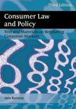 Consumer Law and Policy: Text and Materials on Regulating Consumer Markets