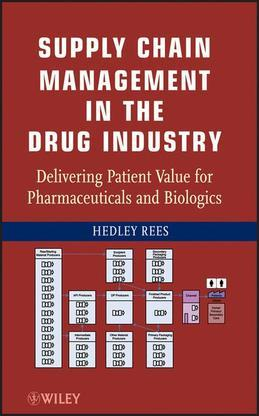 Supply Chain Management in the Drug Industry: Delivering Patient Value for Pharmaceuticals and Biologics