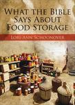 What the Bible Says About Food Storage