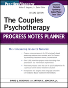 The Couples Psychotherapy Progress Notes Planner