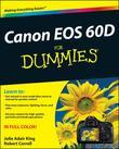 Canon EOS 60D For Dummies