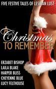 A Christmas to Remember: Five Festive Tales of Lesbian Lust