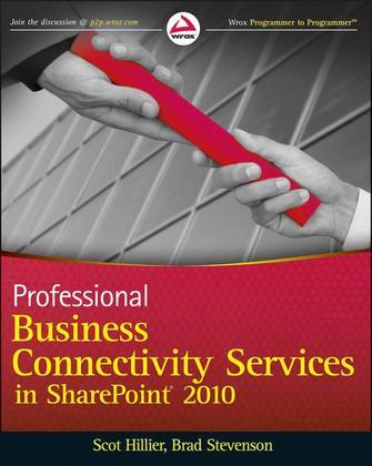 Professional Business Connectivity Services in SharePoint 2010