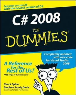 C# 2008 For Dummies