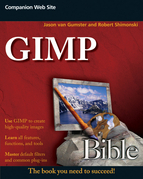 GIMP Bible