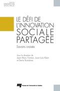 Le défi de l'innovation sociale partagée