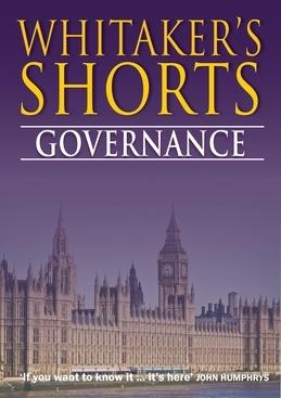 Whitaker's Shorts 2014: Governance