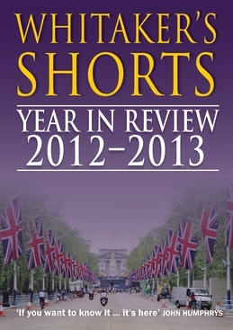 Whitaker's Shorts 2014: The Year in Review