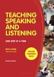 Teaching Speaking and Listening