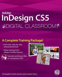 InDesign CS5 Digital Classroom