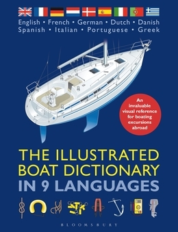 The Illustrated Boat Dictionary in 9 Languages
