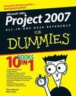 Microsoft Office Project 2007 All-in-One Desk Reference For Dummies
