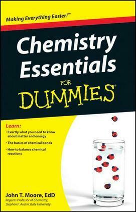 Chemistry Essentials For Dummies