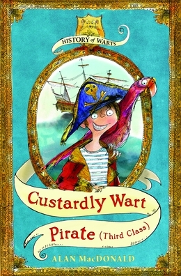 Custardly Wart: Pirate (third class)