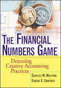 The Financial Numbers Game: Detecting Creative Accounting Practices