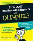 Excel 2007 Dashboards & Reports For Dummies