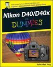 Nikon D40/D40x For Dummies