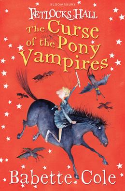 Fetlocks Hall 3: The Curse of the Pony Vampires