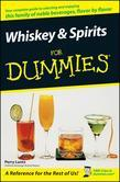 Whiskey and Spirits for Dummies