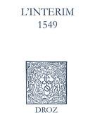 Recueil des opuscules 1566. L'Interim (1549)