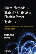 Direct Methods for Stability Analysis of Electric Power Systems: Theoretical Foundation, Bcu Methodologies, and Applications