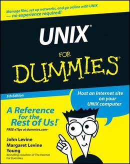 UNIX For Dummies