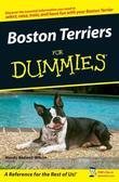 Boston Terriers For Dummies