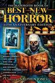 The Mammoth Book of Best New Horror 25
