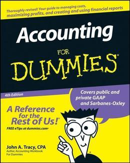 Accounting For Dummies