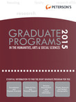 Graduate Programs in the Humanities, Arts & Social Sciences 2015 (Grad 2)
