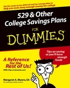529 and Other College Savings Plans For Dummies