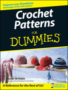 Crochet Patterns For Dummies