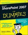 Microsoft Sharepoint 2007 for Dummies