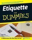 Etiquette for Dummies