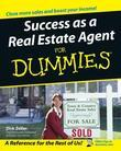Success as a Real Estate Agent For Dummies