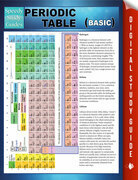 Periodic Table (Basic) Speedy Study Guide