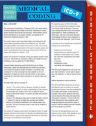 Medical Coding ICD-9 (Speedy Study Guides)