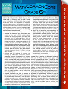 Math Common Core 6th Grade (Speedy Study Guides)