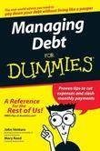 Managing Debt For Dummies
