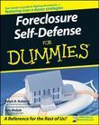 Foreclosure Self-Defense For Dummies