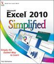 Excel 2010 Simplified