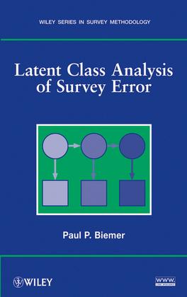 Latent Class Analysis of Survey Error